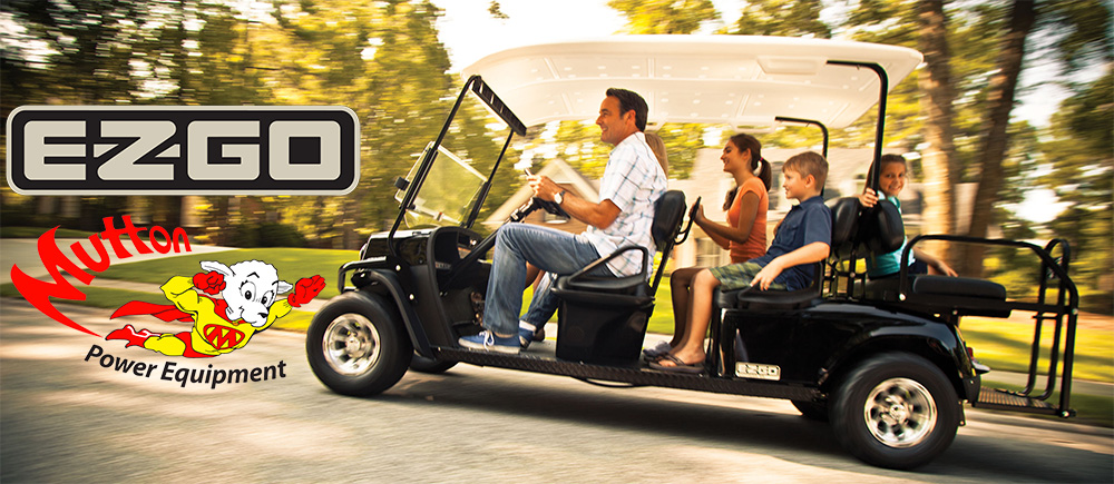 E-Z-GO Golf Carts Coming Soon to Fort Wayne