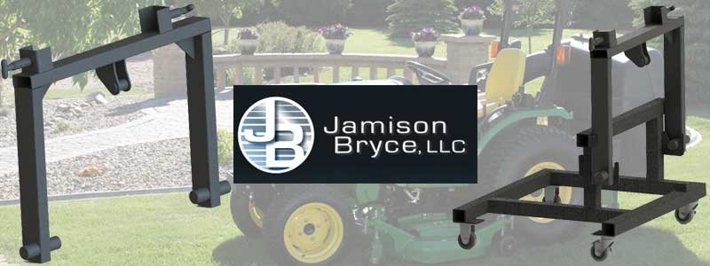 Jamison Bryce iMatch Adapter for John Deere MCS Systems