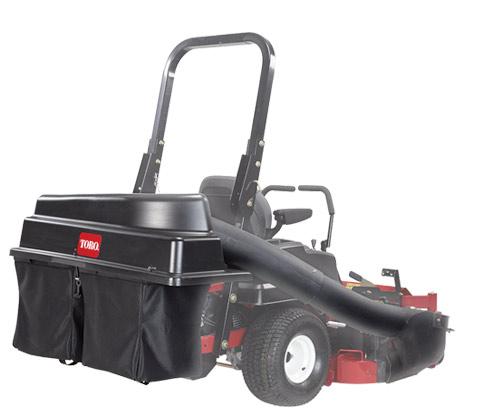 Grass Bagger: Turbo Vs Non-Turbo Assist