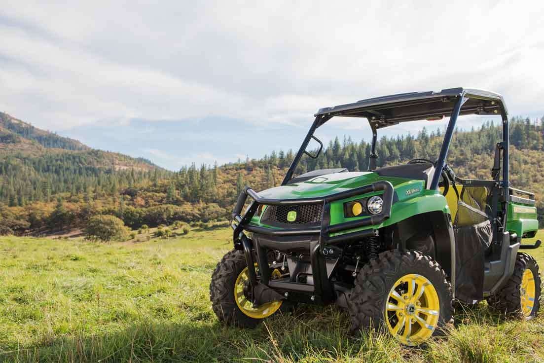 New John Deere Gators for 2018