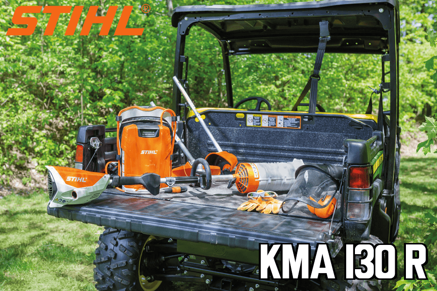 Mother's Day Gift Ideas for the Garden Mom | Stihl KMA 130R