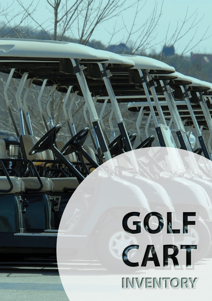 Golf Cart Inventory