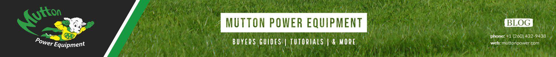 Mutton Power Blog