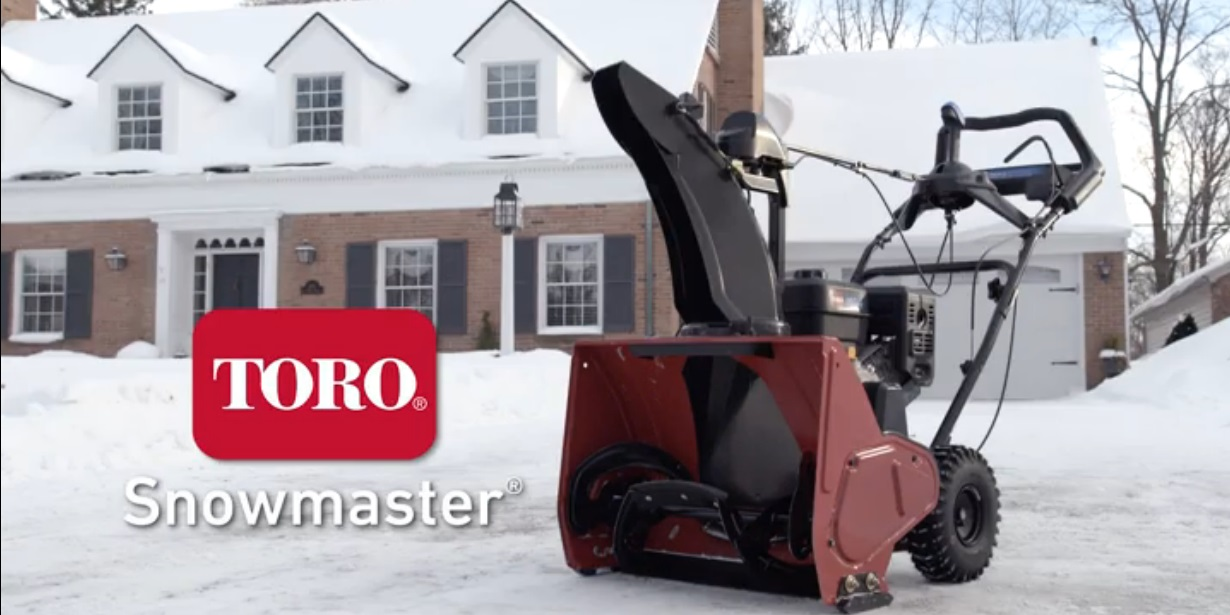 Toro archives mutton power equipment blog new toro snowmaster self propelled snowblower sciox Image collections