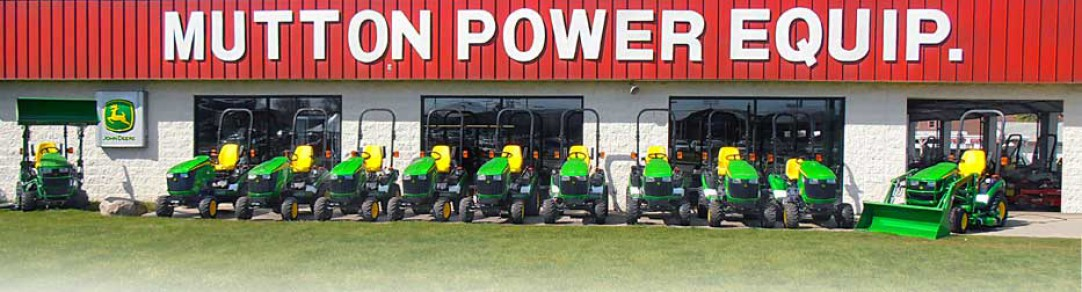 Mutton Power Equipment Blog