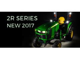 john deere 2r compact tractors