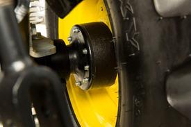 John Deere 2R wheel spacers