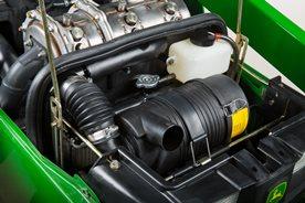 john deere 3E yanmar diesel engine